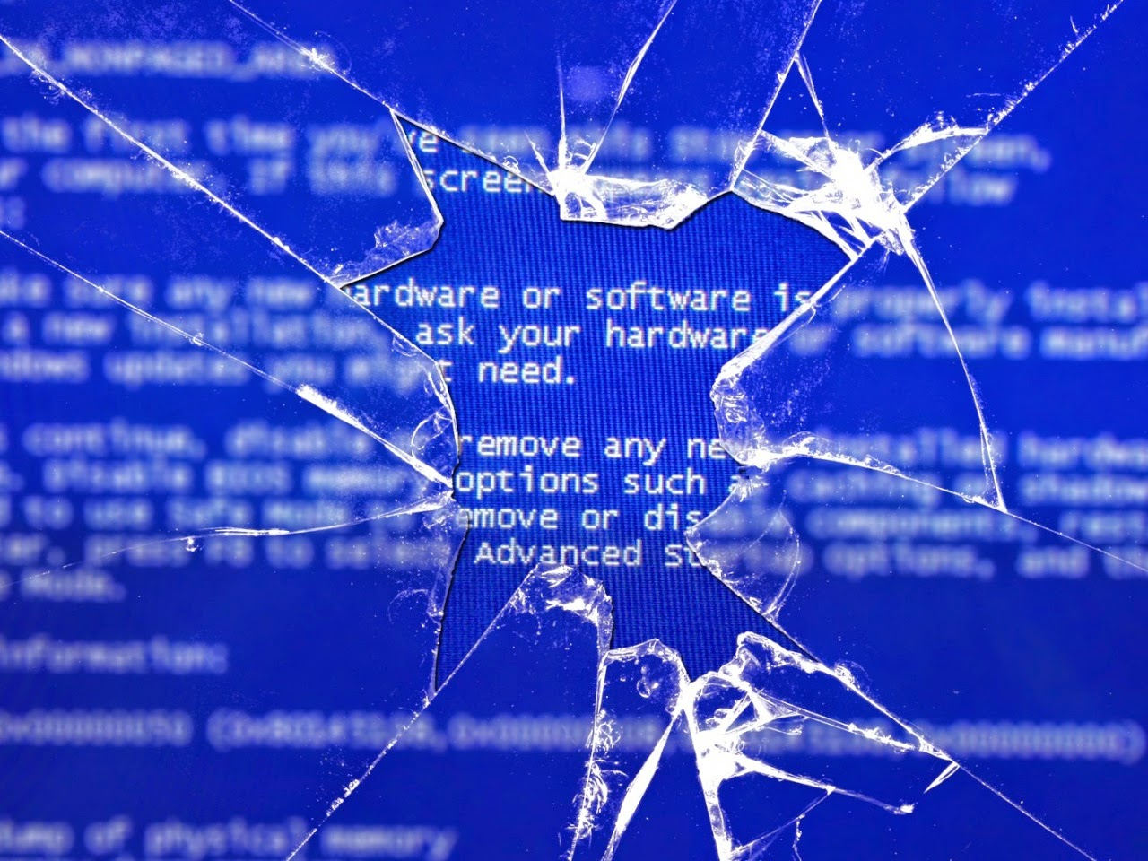 Cara Mengatasi Blue Screen Saat Instalasi Windows XP di Laptop Asus
