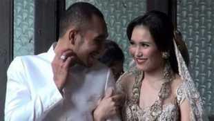 Pamungkas pada itoday, menanggapi pernikahan mendadak Ayu Ting Ting ...