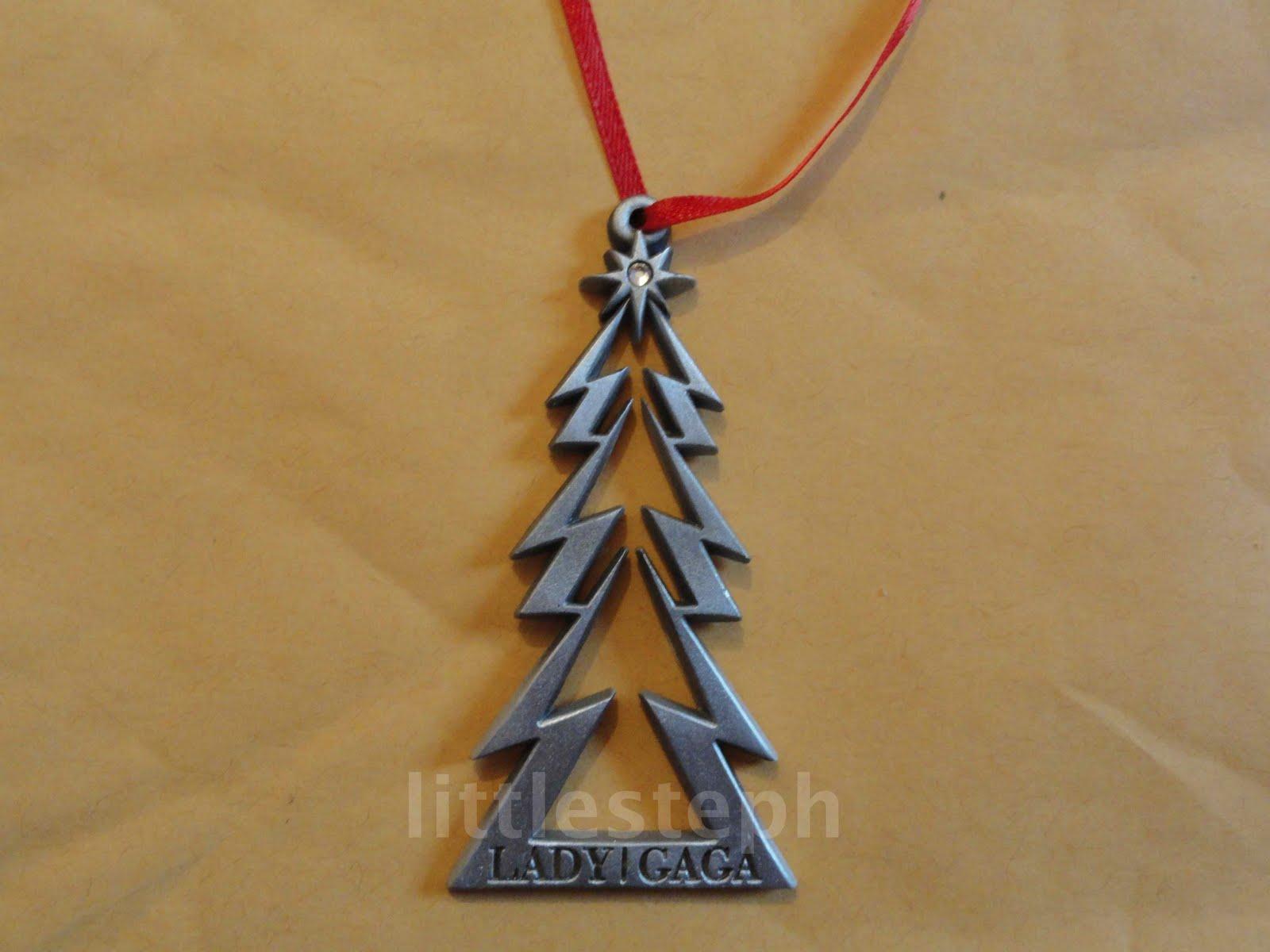 Christmas Tree Ornament Tag