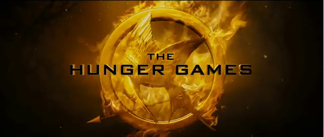 the hunger games 2012 movie title