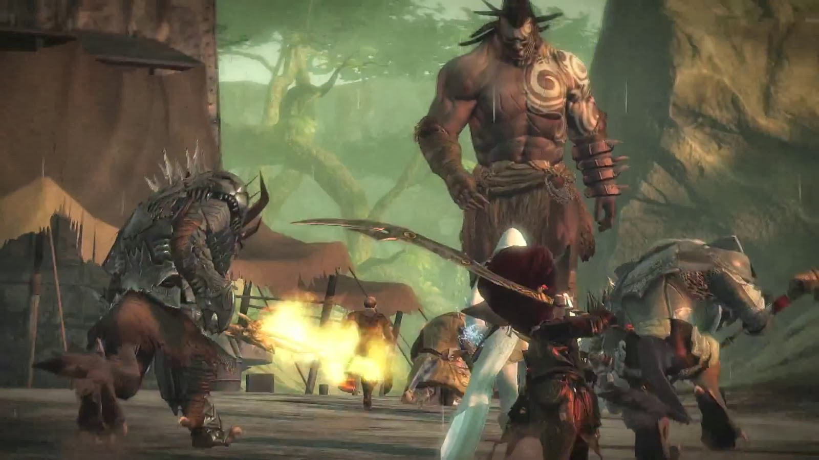 """Guild Wars 2 - анонсировано обновление """"The Edge of The Mists"""""""