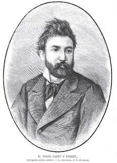 Tomás Padró Pedret, caricaturista, La Flaca