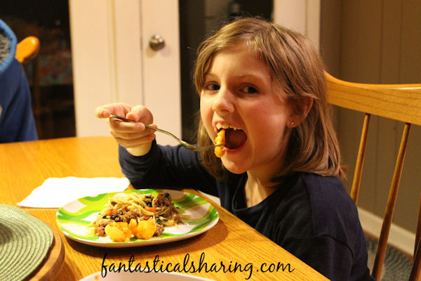 Turn your family into veggie lovers with Birds Eye Flavor Full veggies #BEFlavorFull #ad www.fantasticalsharing.com