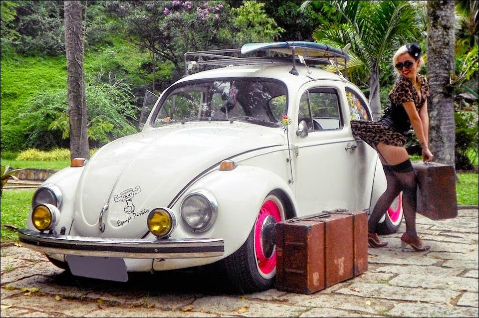 Volkswagen Maggiomodelli Volkswagen Beetle E Sexy Girl