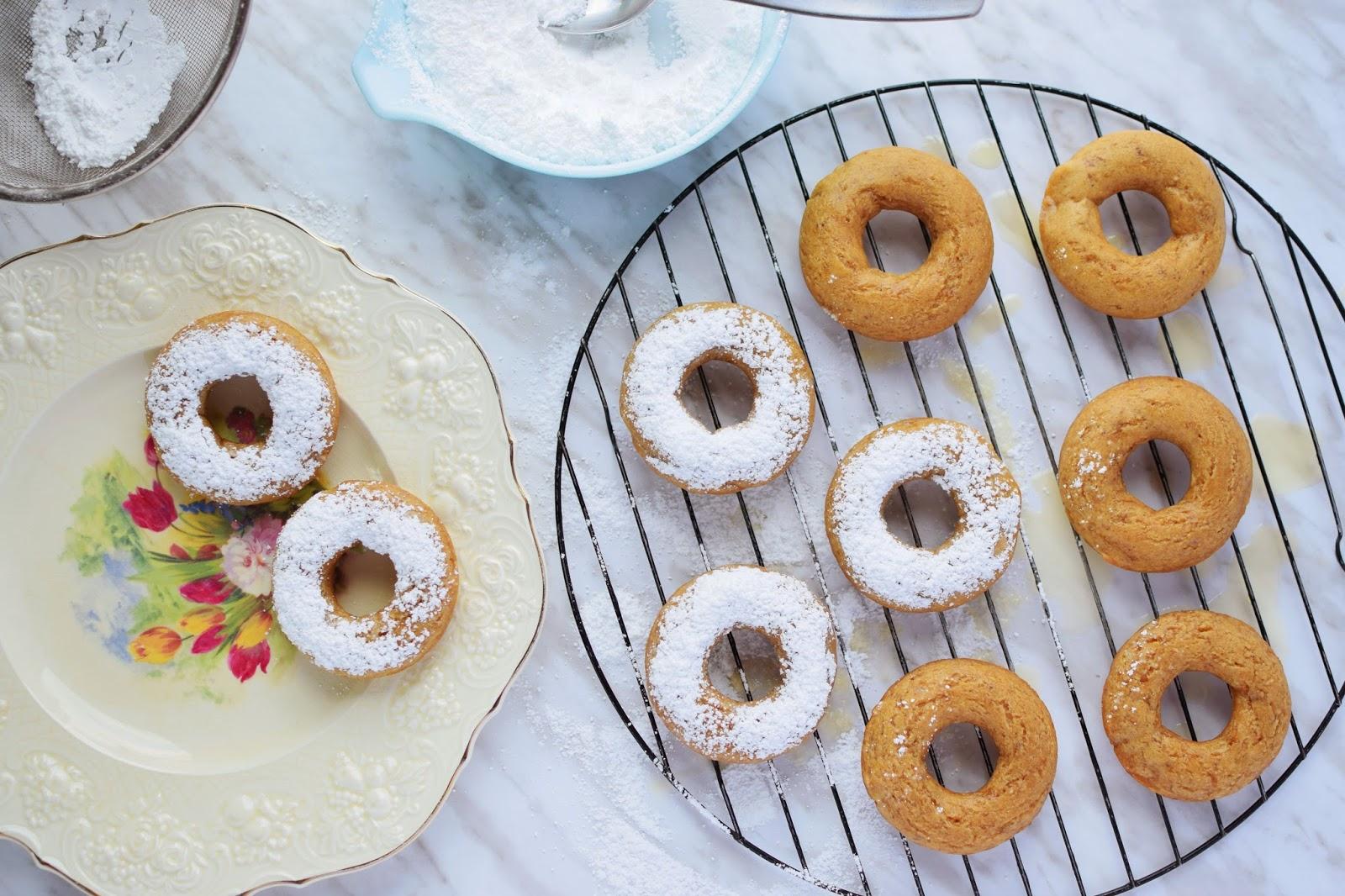 vegan gluten-free donuts