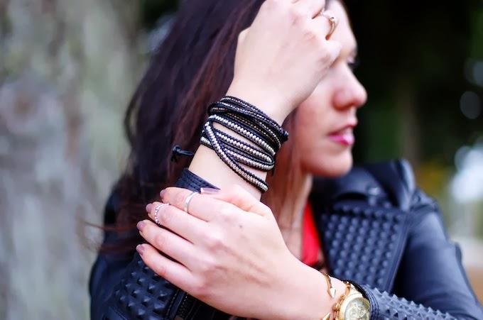 Alden Rae wrap bracelet