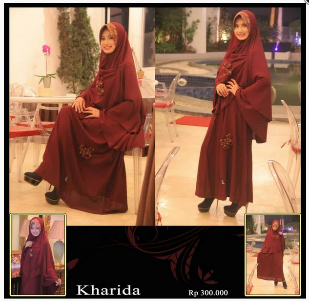 Contoh Foto Baju Muslim Modern Terbaru 2016 15 Aneka