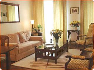 kalam kasih: dekorasi ruang tamu