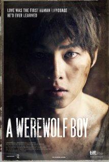 Anh Chàng Người Sói - A Werewolf Boy