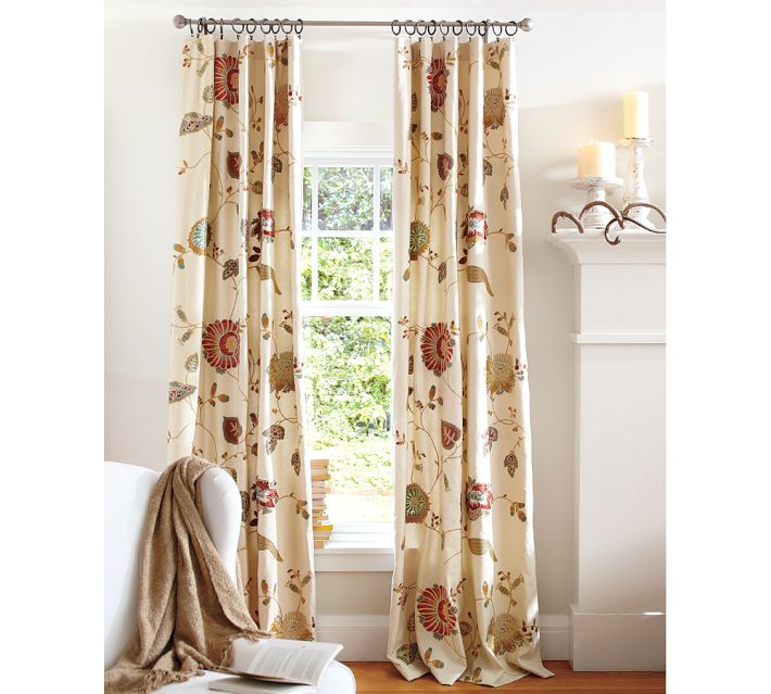 Fresh Coat Of Paint: How To: Pottery Barn Knock Off Drapes!
