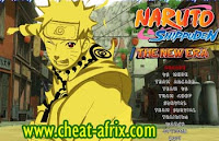 Naruto M.U.G.E.N. New Era 2012 Free Download Games Full Version