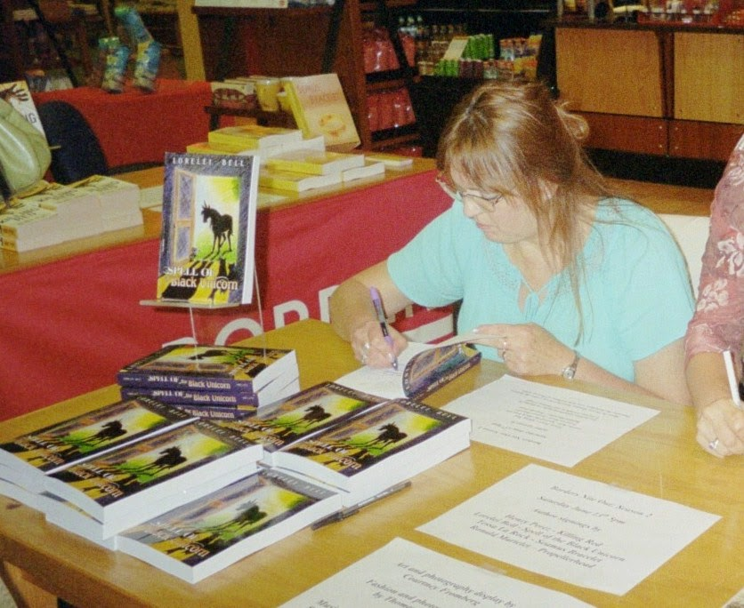 Lorelei's Author Page