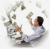 ganhar bem salário dinheiro