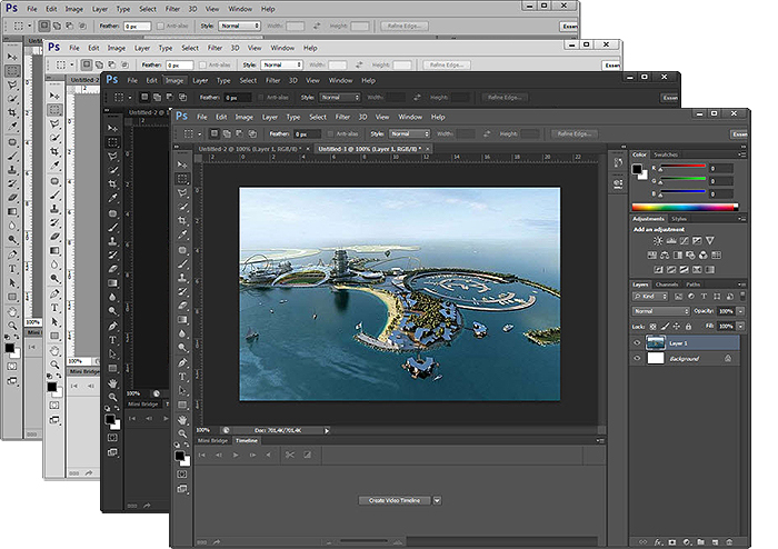 Adobe Photoshop CS5 Extended Full Version Free Download