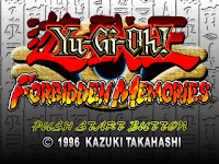 Free Download Yu-Gi-Oh Forbidden Memories PS1 (Game PC)