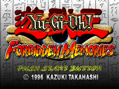 YuGiOh Forbidden Memories Hack Starchips - Info Semesta