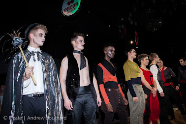 Zerkayas Solomon Fashion show at Pacha London 26.10.12