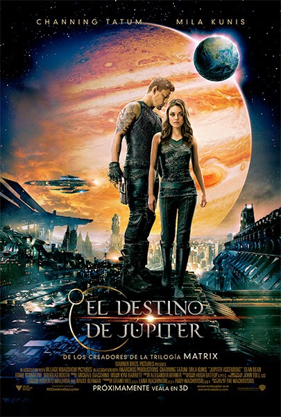 El destino de Júpiter (2015)