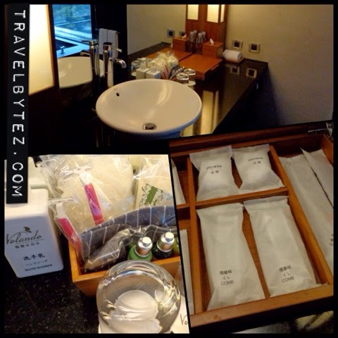 Volando Urai Spring Spa & Resort (馥蘭朵烏來渡假酒店) Grand View Room Bathroom