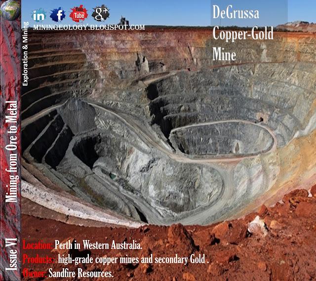 DeGrussa Copper-Gold Mine