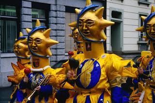 Carnevale Carnevale, Lucerna