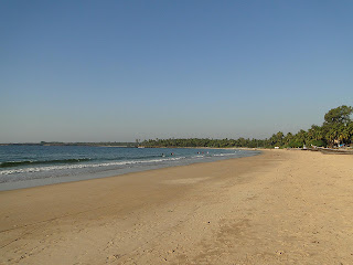 Chivala Beach at Malvan