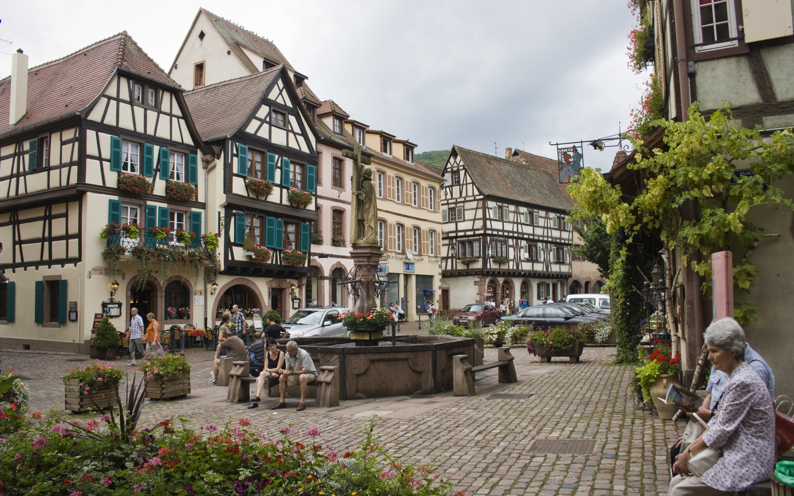 Kaysersberg France travel and tourism, attractions and sightseeing ...