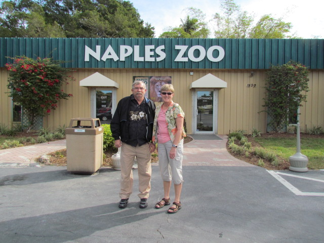 Mr. Bichler: Wednesday, January 23~The Naples Zoo~