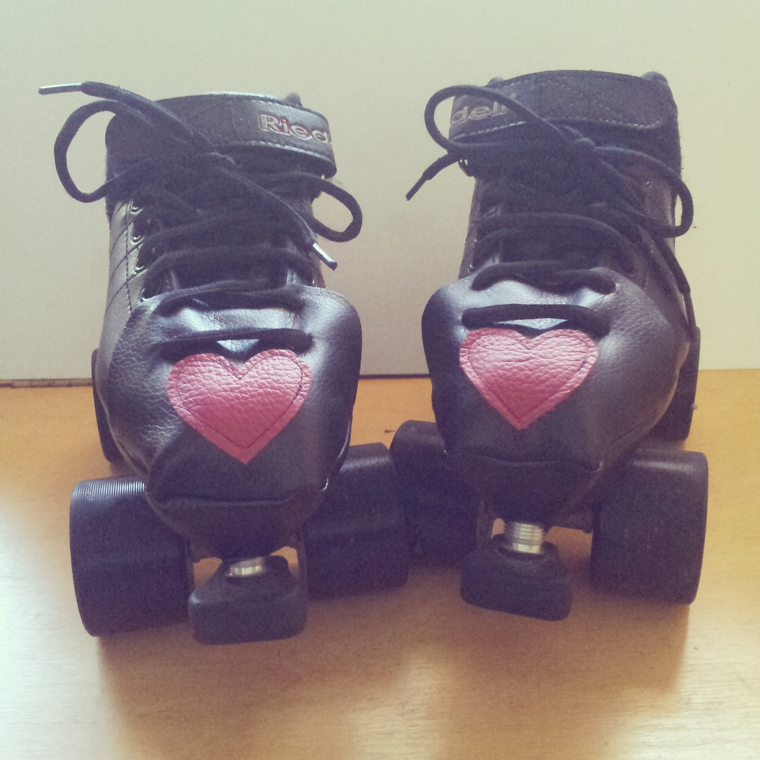 Roller skates book - The Front Of My Roller Skates Were Looking A Little Scratched Up So I Decided I Better Make Myself A Pair Of Toe Guards