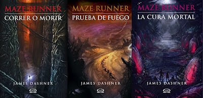 Maze Runner James Dashner