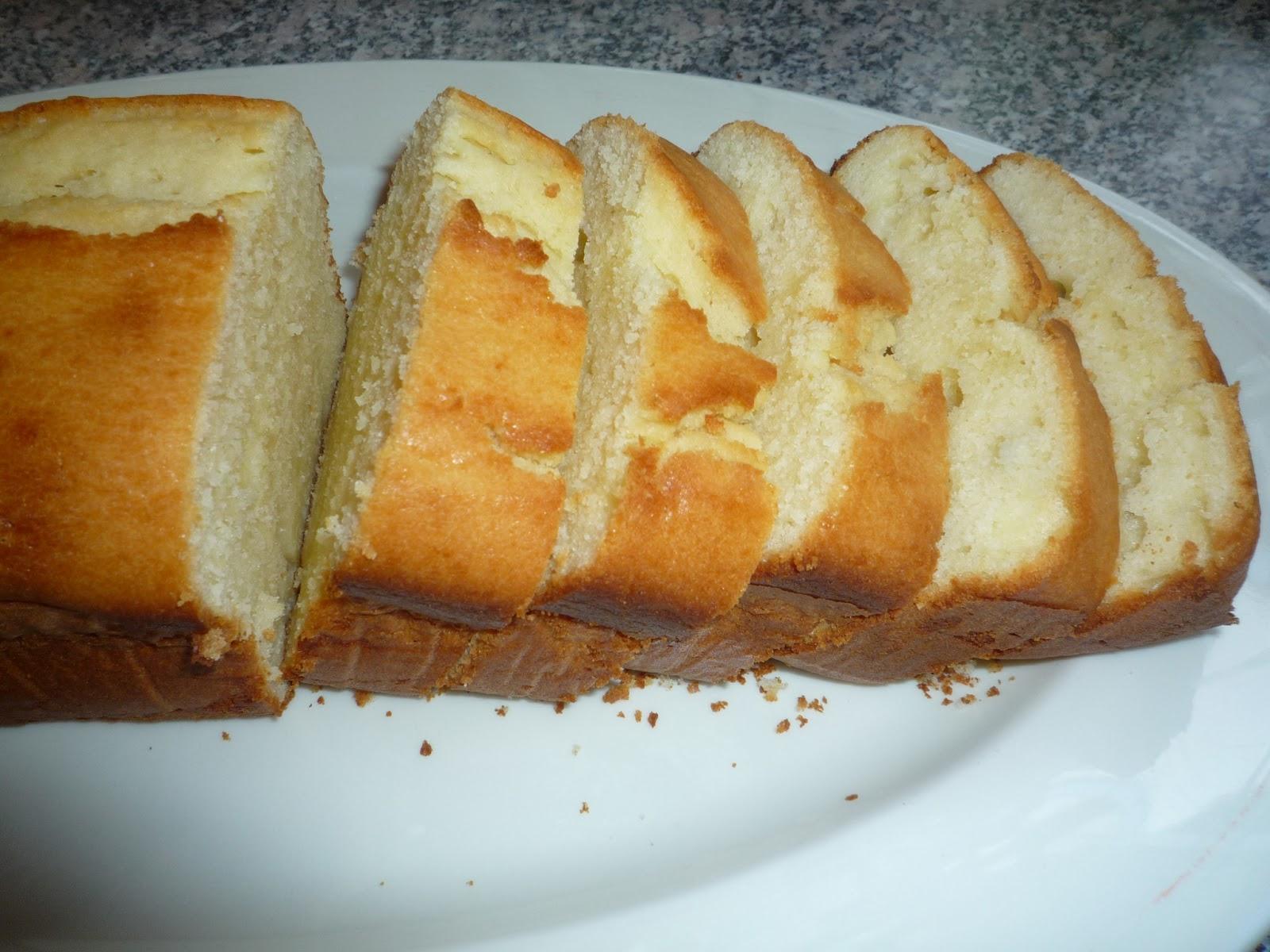 Käse-Rührkuchen