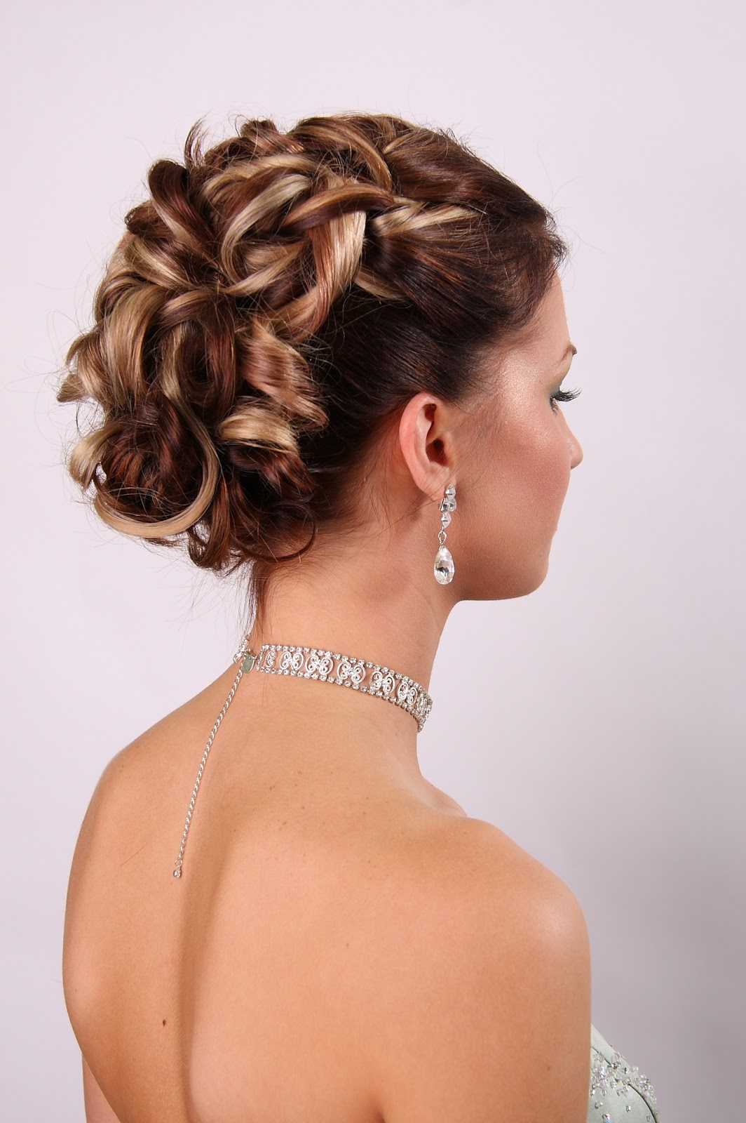 Wedding Hairstyles For Medium Length Hair Tyler Living