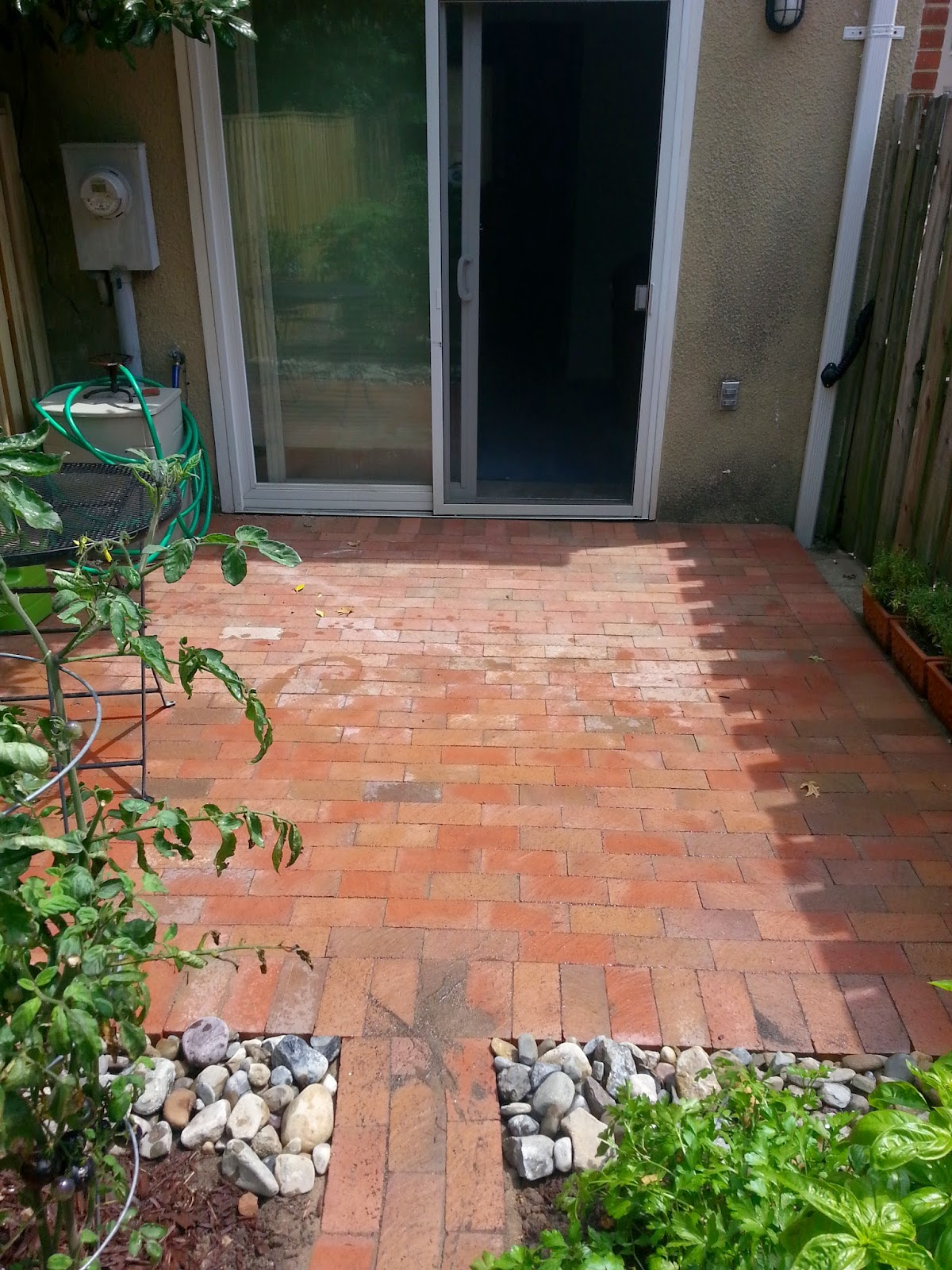 Custom Stoneworks & Design Inc Brick patio in Otterbein