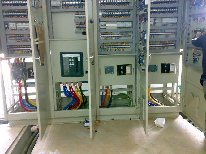 Panel panel listrik berbagai macam panel listrik panel change over switch ccuart Choice Image