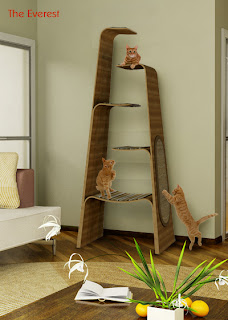 cats dream furniture, every cat will like furniture like this one