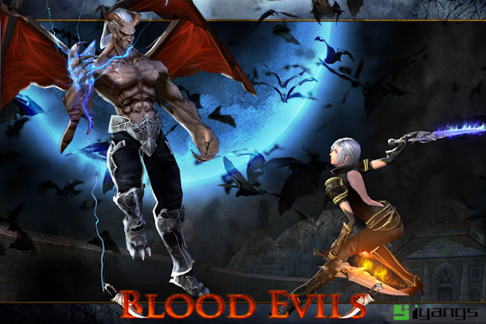 Blood Evils PVP Gameplay