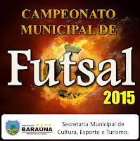 Canarinho perde para Botafogo no Campeonato Municipal de Futsal de Baraúna; confira os resultados