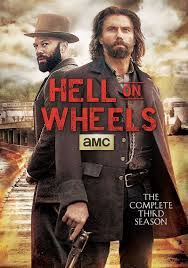 Assistir Hell On Wheels 5x04 - Struck Online