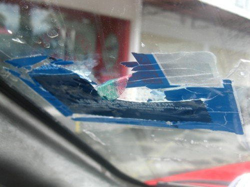 cara menanggalkan roadtax kereta