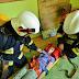 Alarm przeciwpożarowy w SP w Cieszynie