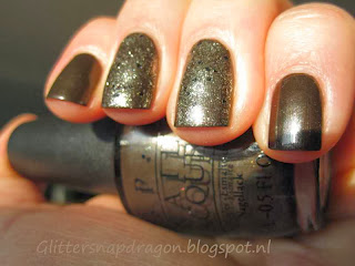 OPI Warm Me Up Wonderous Star