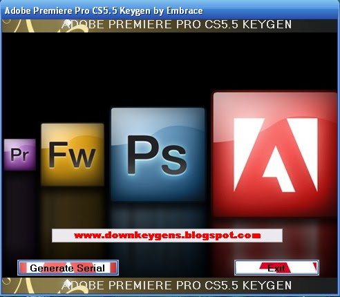 Adobe Premiere Pro v1.5 Corporate Italian serial key, crack and.