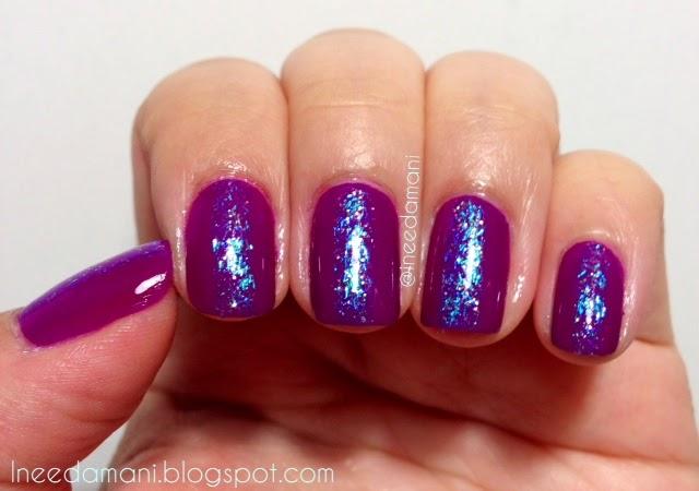zoya mosheen zoya charisma glitter stripe nails