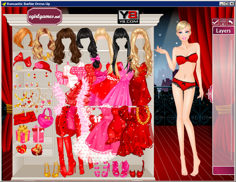 Free Barbie Prom Dress Up Games - Plus Size Masquerade Dresses