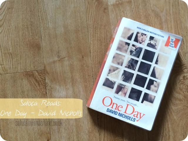 one day david nicholls book review
