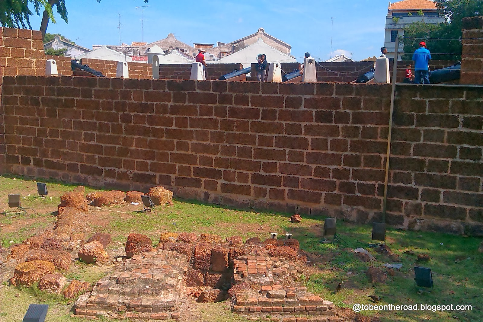 Fort,Excavation