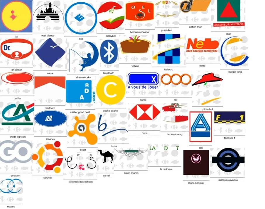 Solution Logo Quiz France Niveau 1 à 20 et réponses