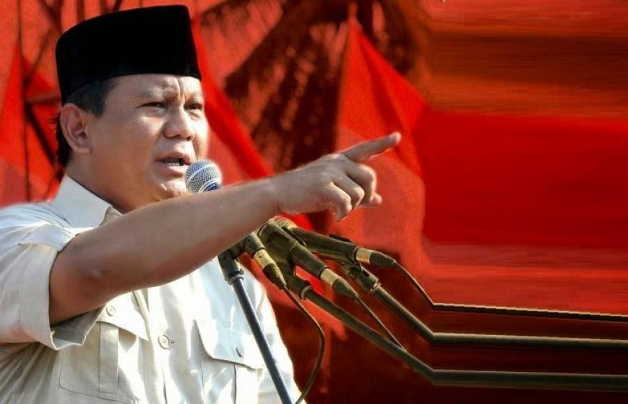 Lima Alasan Prabowo Tolak Pilpres