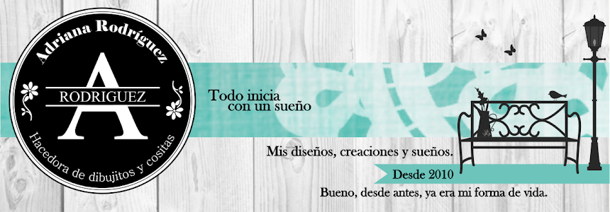 Todo inicia con un sueño. De Adriana Rodríguez