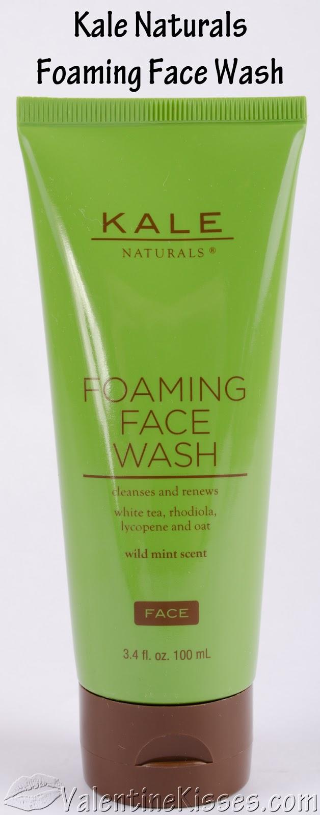 Kale Naturals Face Wash